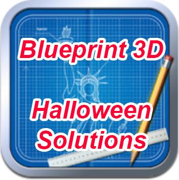 Blueprint 3D Halloween Solutions