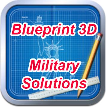 Blueprint 3D Military Solutions