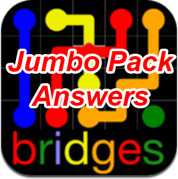Flow Bridge Jumbo Pack 10×10 11×11 12×12 13×13 14×14 Answers