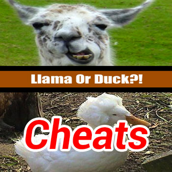 Llama or Duck Game Cheats