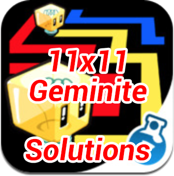 Lost Cubes 11×11 Geminite Cheats