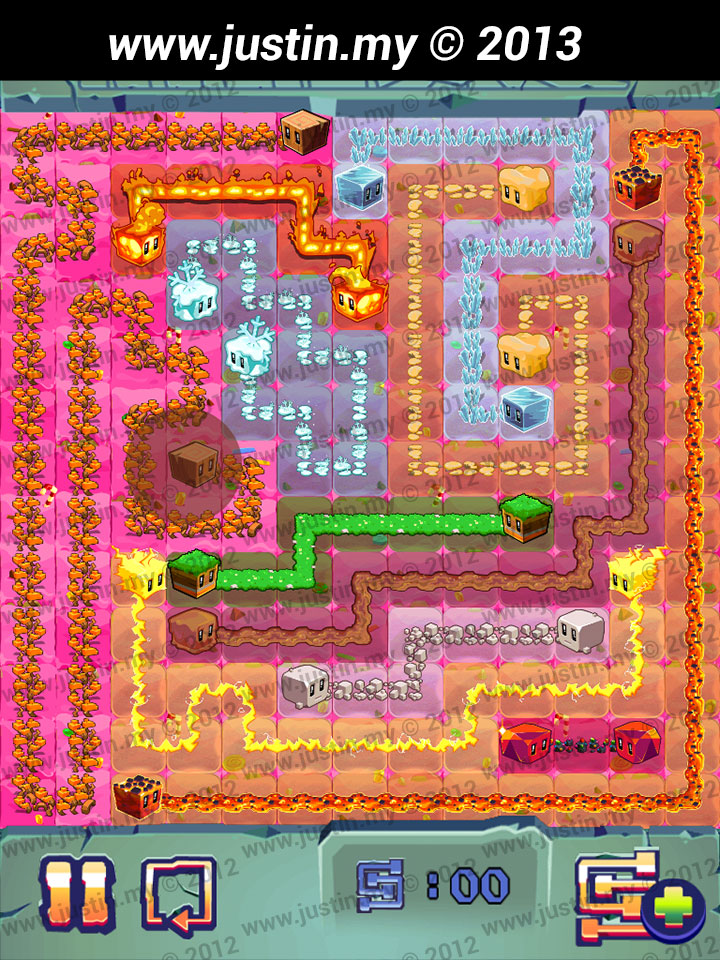 Lost Cubes 13x13 Level 19