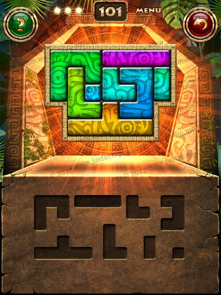 Montezuma Puzzle Level 201