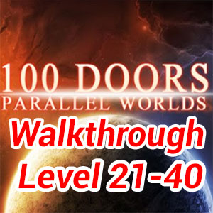 100 Doors Parallel Worlds Stage 2 Walkthrough