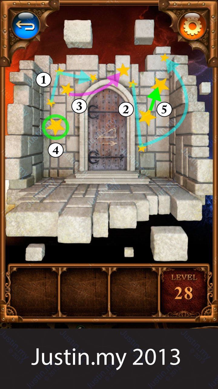 100 Doors Parallel Stage 2 Level 28