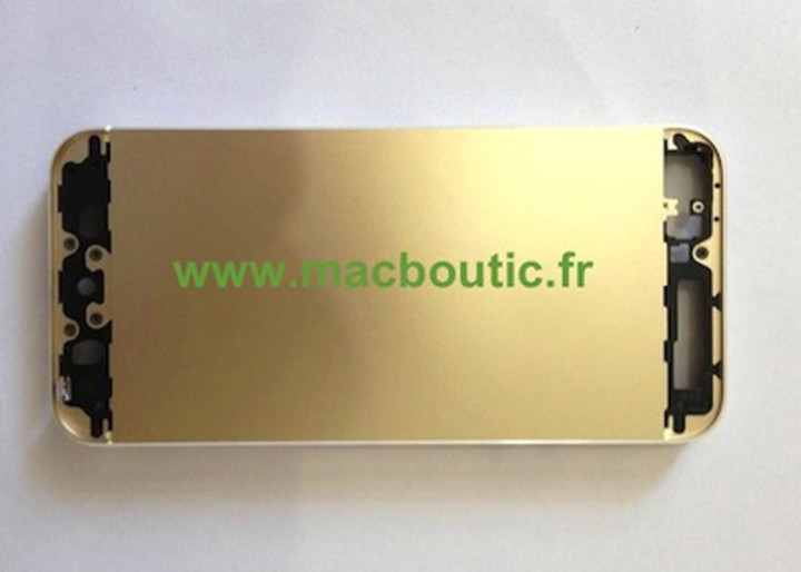 Gold iPhone 5S Shown Off in Pictures-01