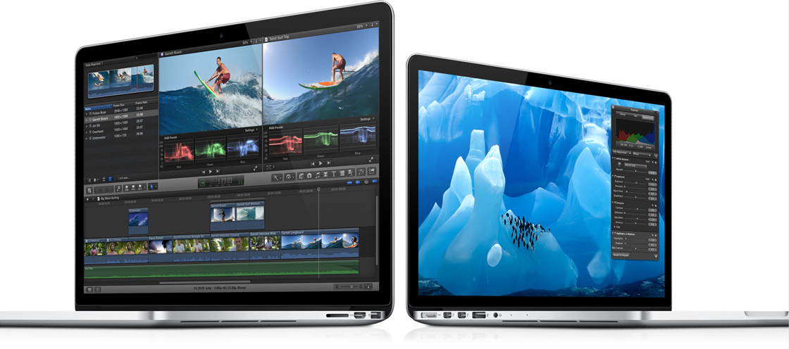 MacBook Air Haswell vs MacBook Pro 2013