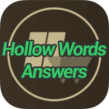 Hollow-Words-Answers