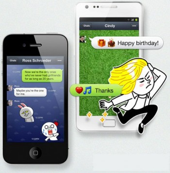How to download free Line stickers from other countries on Android
