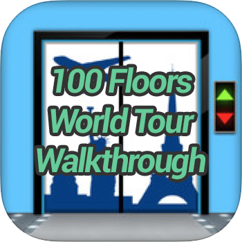 100 Floors World Tour Walkthrough